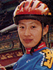 Gao Hongying Olympic Cyclist